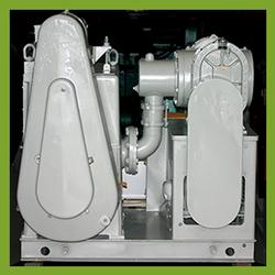 Edwards Stokes 1722 Vacuum Blower System - REBUILT