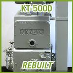 Tuthill Kinney KT-500D Rotary Piston Vacuum Pump - REBUILT