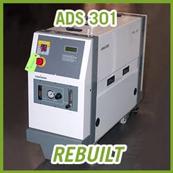 Adixen Alcatel ADS 301 Dry Pump Vacuum System - REBUILT