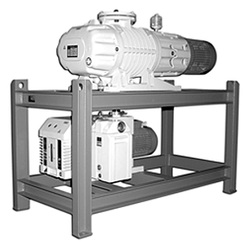 Leybold RUTA W 251 / D 65 B Vacuum Pump System - NEW