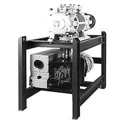 Leybold RUTA W 2001 / SV 300 Vacuum Pump System - NEW