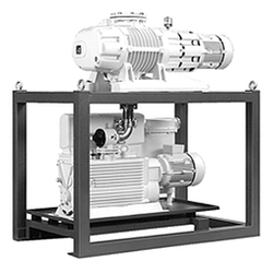 Leybold RUTA W 1001 / E 250 Vacuum Pump System - NEW