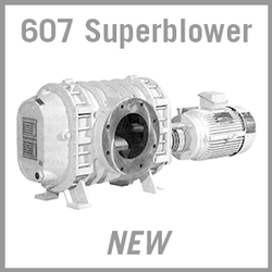 "Edwards Stokes 607 6"" Series Mechanical Superblower - NEW"