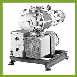 Leybold RUTA W 501 / SV200 Vacuum Pump System - REBUILT