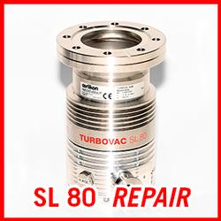 Leybold SL 80 - REPAIR SERVICE