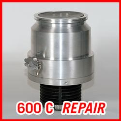 Leybold TMP 600 C - REPAIR SERVICE
