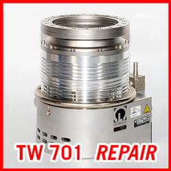 Leybold TW 701 - REPAIR SERVICE