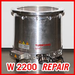 Leybold MAG W 2200 / C / CT - REPAIR SERVICE
