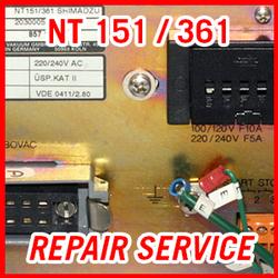 Leybold NT 151 / 361 - REPAIR SERVICE