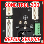 Leybold CT 200 - REPAIR SERVICE