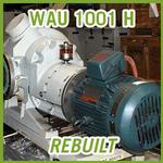 Leybold RUVAC WAU 1001 H Vacuum Blower - REBUILT