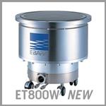 EBARA ET800W Turbomolecular Vacuum Pump - NEW