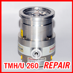 Pfeiffer TMH / TMU 260 - REPAIR SERVICE