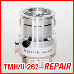 Pfeiffer TMH / TMU 262 - REPAIR SERVICE