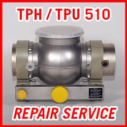 Pfeiffer TPH / TPU 510 - REPAIR SERVICE
