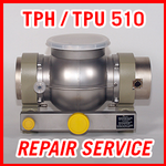 Pfeiffer TPH / TPU 510 - REPAIR SERVICE