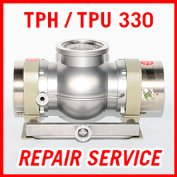 Pfeiffer TPH / TPU 330 - REPAIR SERVICE