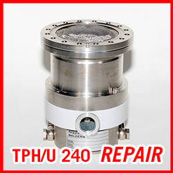 Pfeiffer TPH / TPU 240 - REPAIR SERVICE