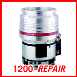Pfeiffer HiPace 1200 - REPAIR SERVICE