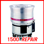Pfeiffer HiPace 1500 - REPAIR SERVICE