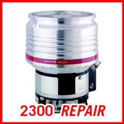 Pfeiffer HiPace 2300 - REPAIR SERVICE