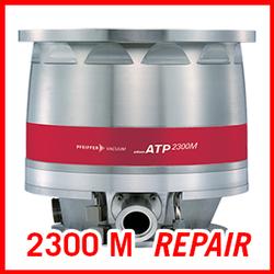 Pfeiffer ATP 2300 M - REPAIR SERVICE