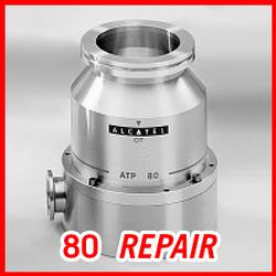 Adixen ATP 80 - REPAIR SERVICE
