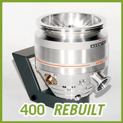 Alcatel ATP 400 Turbo Vacuum Pump - REBUILT