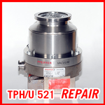 Pfeiffer TPH / TPU 521 - REPAIR SERVICE