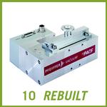 Pfeiffer Vacuum HiPace 10 Turbo Pump - REBUILT