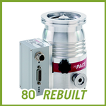Pfeiffer Vacuum HiPace 80 Turbo Pump - REBUILT
