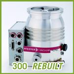 Pfeiffer Vacuum HiPace 300 Turbo Pump - REBUILT