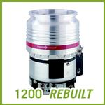 Pfeiffer Vacuum HiPace 1200 Turbo Pump - REBUILT