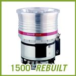 Pfeiffer Vacuum HiPace 1500 Turbo Pump - REBUILT