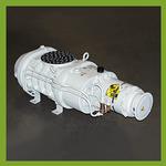 Edwards QMB-1200 Vacuum Blower - REBUILT