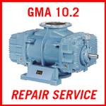 AERZEN GMA 10.2 - REPAIR SERVICE