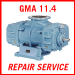 AERZEN GMA 11.4 - REPAIR SERVICE