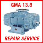 AERZEN GMA 13.8 - REPAIR SERVICE