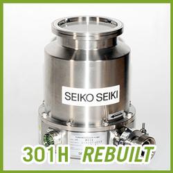 Edwards STP-301H Turbo Vacuum Pump - REBUILT