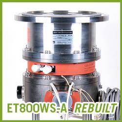 EBARA ET800W Turbo Vacuum Pump - REBUILT