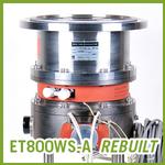 EBARA ET800W Turbomolecular Vacuum Pump - REBUILT