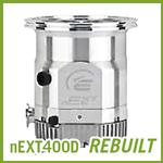 Edwards nEXT400D Turbo Vacuum Pump - REBUILT