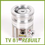 Agilent Varian TV 81 Turbo Vacuum Pump - REBUILT