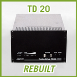 Leybold TURBO.DRIVE TD 20 Frequency Converter - REBUILT