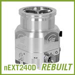 Edwards nEXT240D Turbo Vacuum Pump - REBUILT