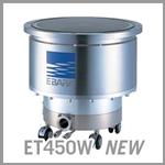 EBARA ET450W Turbomolecular Vacuum Pump - NEW