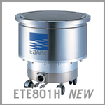 EBARA ETE801H Turbo Vacuum Pump - NEW