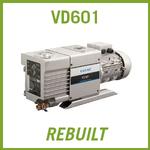 ULVAC VD601 Oil Rotary Vacuum Pump - REBUILT