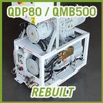 Edwards QDP80 / QMB500 Vacuum Blower System - REBUILT