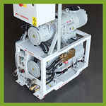 Edwards QDP40 / QMB250 Vacuum Blower System - REBUILT
